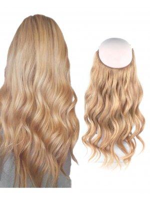 Halo Hair Extensions #12 Light Golden Brown 100g-120g