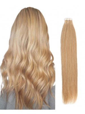 Tape In Hair Extensions #12 Dirty Brown