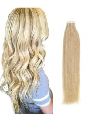 Highlights #18/613 Tape In Hair Extensions