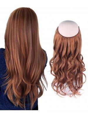 Halo Hair Extensions #30 Auburn Color 100g-120g