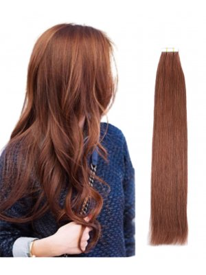 Tape In Hair Extensions #33 Vibrant Color