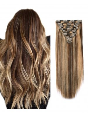 220g Clip In Extensions Highlights 4/27#