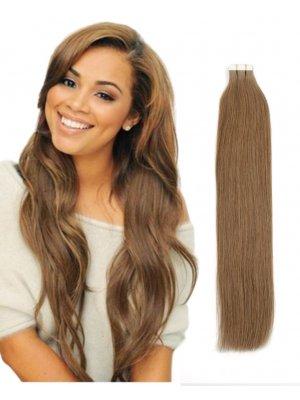 Tape In Hair Extensions 8# Ash Brown